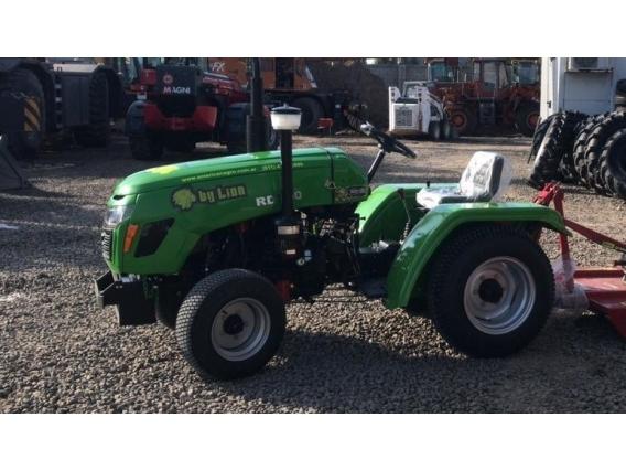 Tractor Chery Ra 250 25 Hp Con 3 Puntos