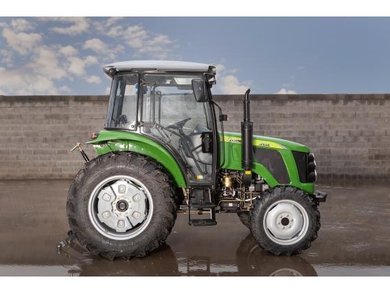 Tractor Chery-Zoomlion 4X4 Cabina A/c Opcional Pala