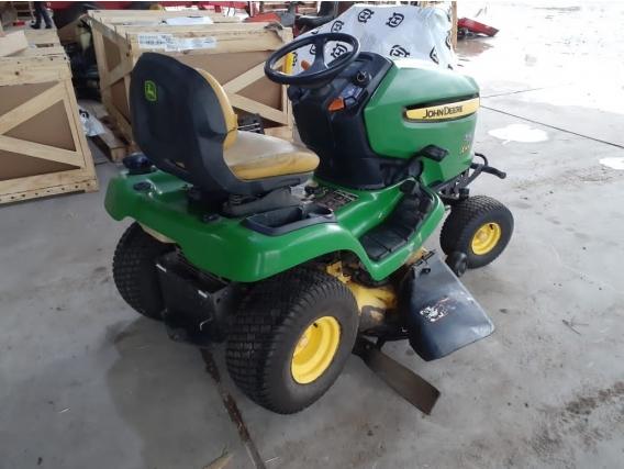 Tractor Cortacesped Jhon Deere X300
