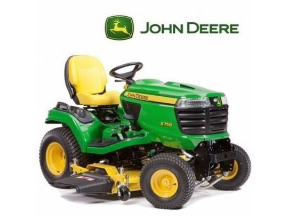 Tractor Cortacesped John Deere X750