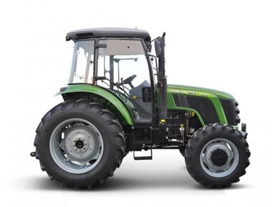 Tractor D/ Tracción Para Feedlots