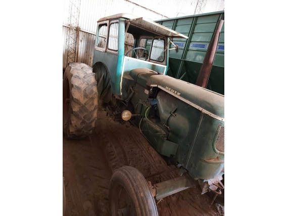 Tractor Deutz 55 Buen Estado
