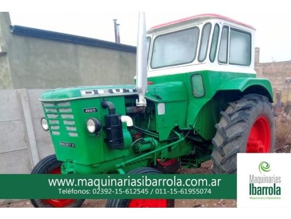 Tractor Deutz Año 1975 65Hp