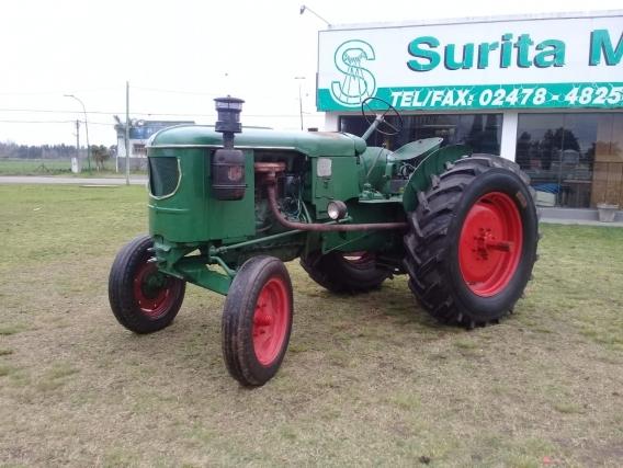 Tractor Deutz A55 Con Hidráulico Y Toma De Fuerza