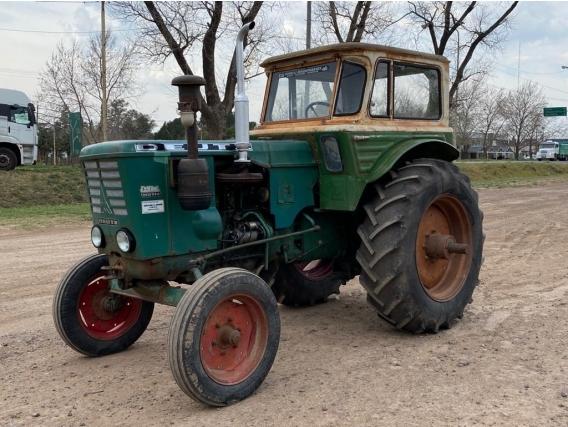 Tractor Deutz A65 Con Doble Embrague.