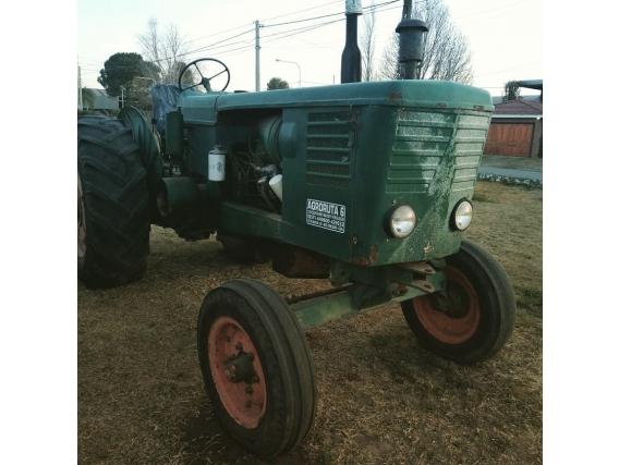 Tractor Deutz A85 - Año: 1972