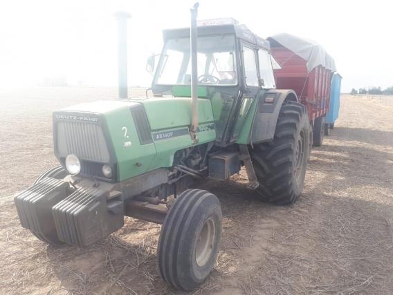 Tractor Deutz Ax 160 -Listo Para Trabajar-