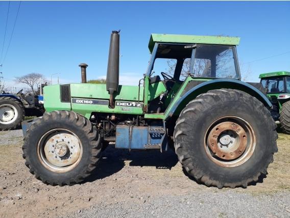 Tractor Deutz Dx160