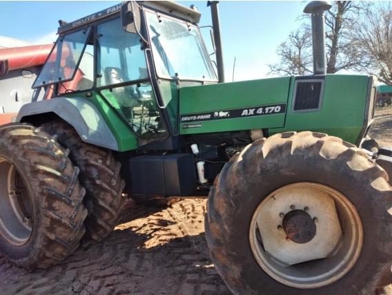 Tractor Deutz-Fahr Ax 4.170