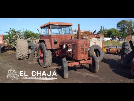 Tractor Deutz Fhar D400 Completo