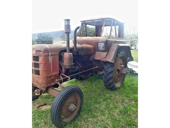 Tractor Fahr Y Trituradora. Luciano Gonzalez 2494542002