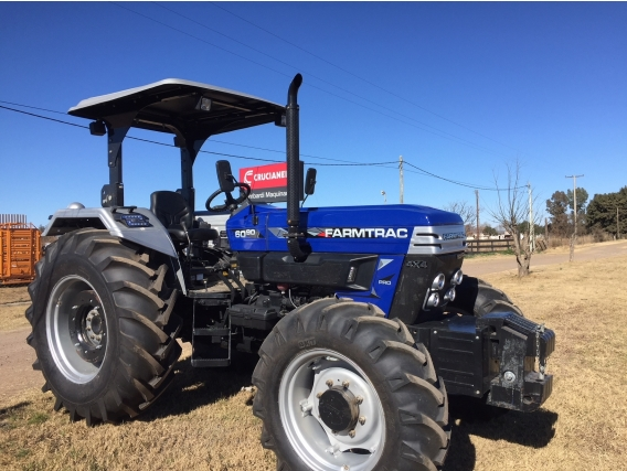 Tractor Farmtrac Ford 90Hp Dt