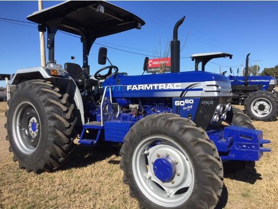 Tractor Farmtrac Ft 6060 60Hp