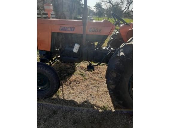 Tractor Fiat 600E