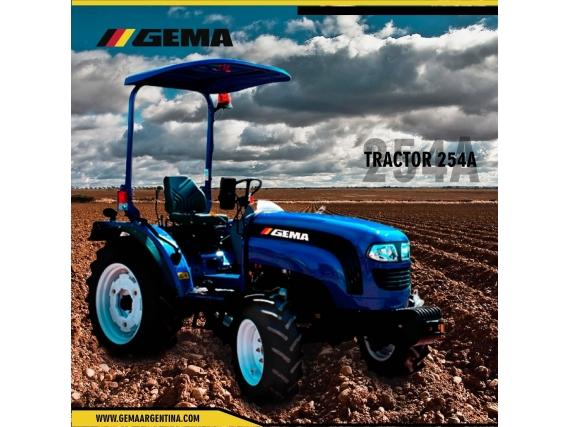 Tractor Gema 254 A