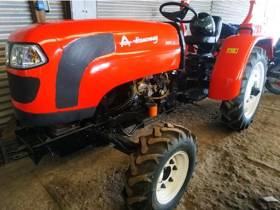 Tractor Hanomag 300 4X4