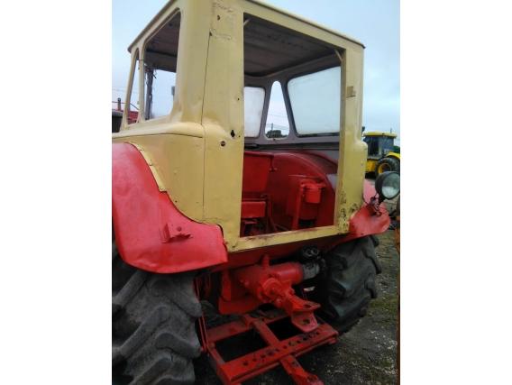 Tractor Hanomag 75 Con 18/4/30 Con Hidraulico