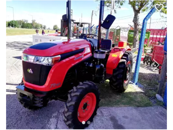 Tractor Hanomag Stark Tr65