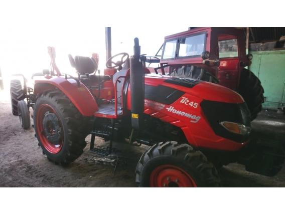 Tractor Hanomag Tr 0 Km 4X4 45 Hp