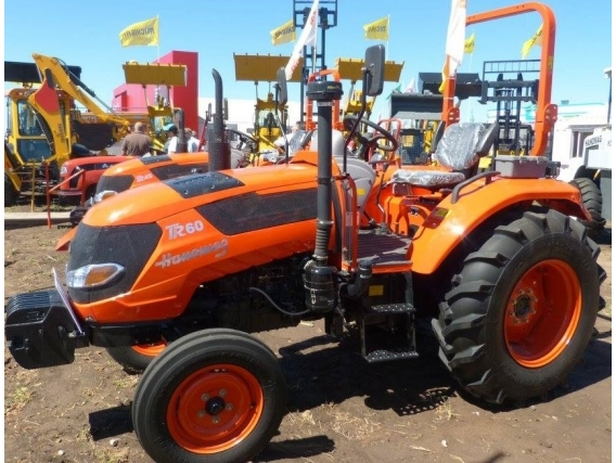 Tractor Hanomag Tr60