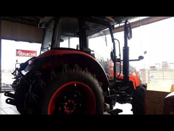 Tractor Hanomag Tr85 C/aire