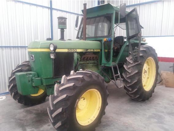 Tractor John Deere 3550 - Año 1992