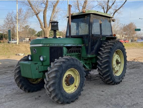 Tractor John Deere 3540 Dt. Embrague Independente