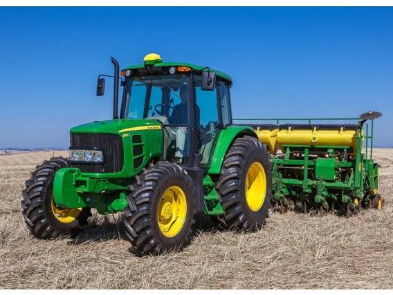 Tractor John Deere 6115J De 115Hp Por Plan De Ahorro