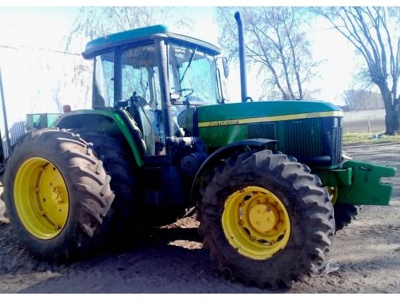 Tractor John Deere 7505 - Listo Para Trabajar