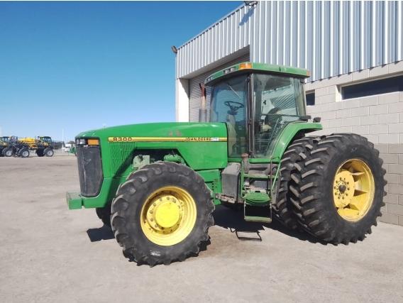 Tractor John Deere 8300, Año 1996