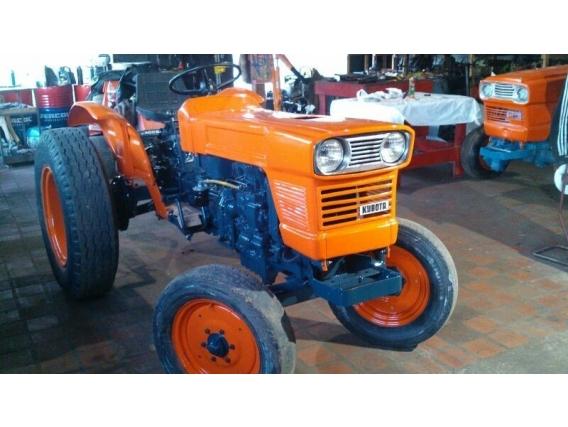 Tractor Kubota Mod. L245 / 24Hp Turf