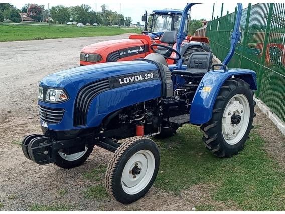 Tractor Lovol 250 Nuevo