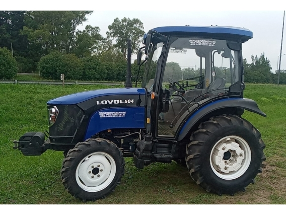 Tractor Lovol 504 Nuevo
