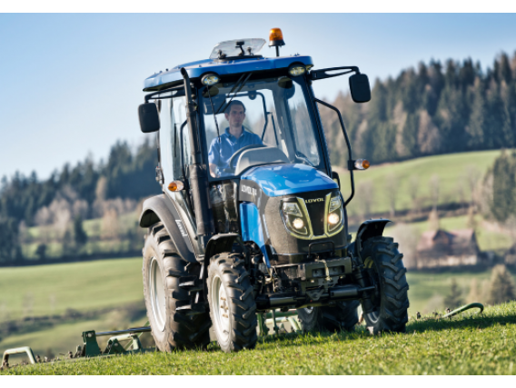 Tractor Lovol Serie Td754