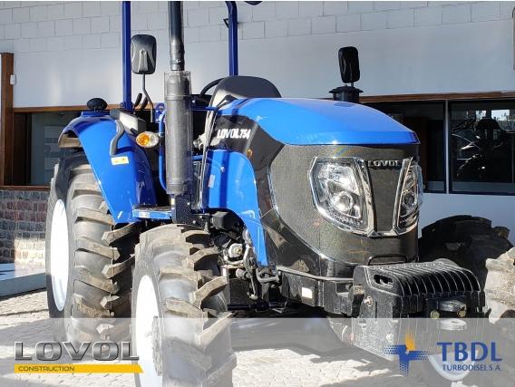 Tractor Lovol Td754