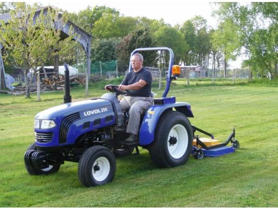 Tractor Lovol Te324E