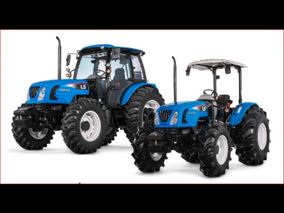 Tractor Ls Tractor Plus 90 Cabinado