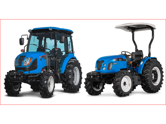 Tractor Ls Tractor R65 Cabinado