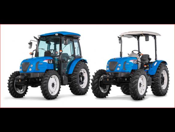 Tractor Ls Tractor U60 Cabinado