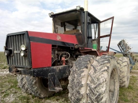 Tractor Macrosa Articulado