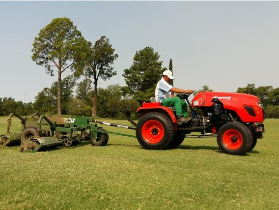 Tractor Marca Hanomag Mod. Park2