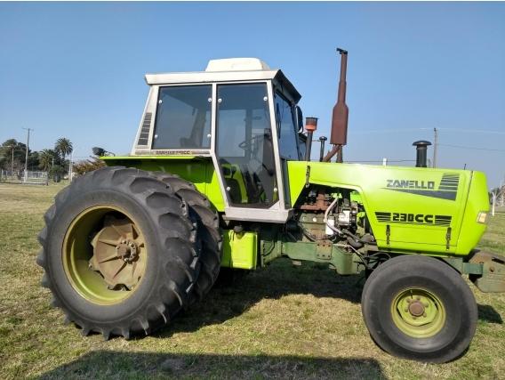 Tractor Marca Zanello 230