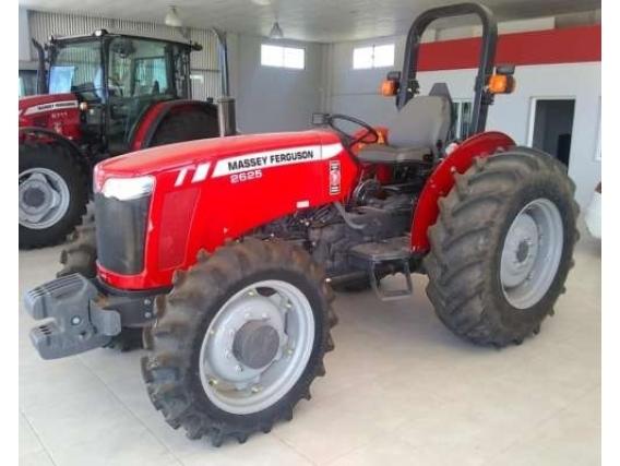 Tractor Massey Ferguson 2625 - Año: 2021