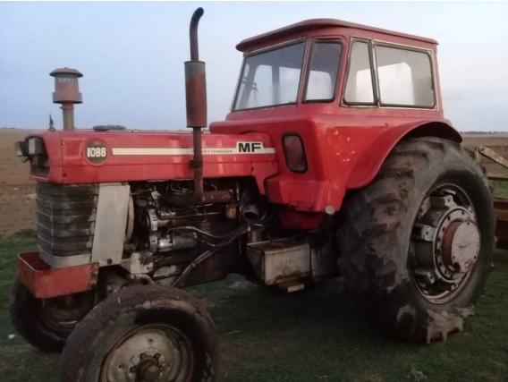 Tractor Massey Ferguson 1088 Cabinado Hid. Tdf Doble Em