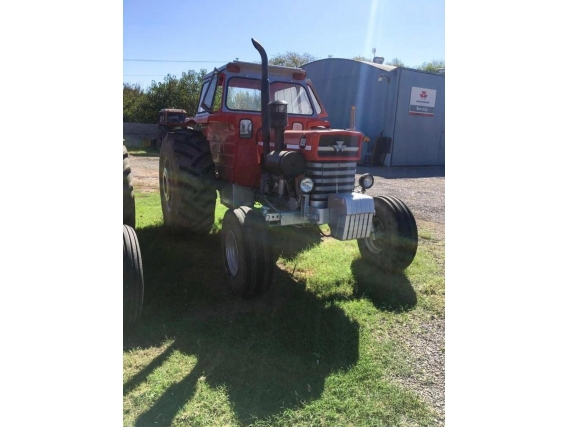Tractor Massey Ferguson 1098 - Año: 1990