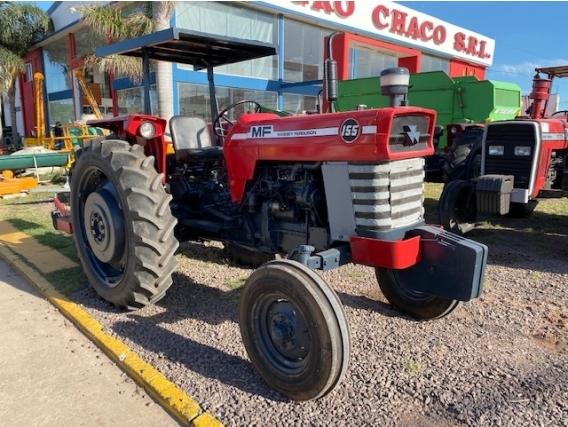 Tractor Massey Ferguson 155 Con 3 Punto Y Toma De Fuerz
