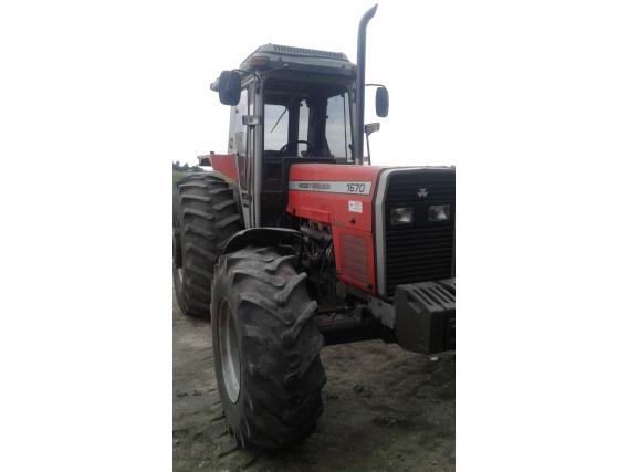 Tractor Massey Ferguson 1670 -170 Hp- Mod 99