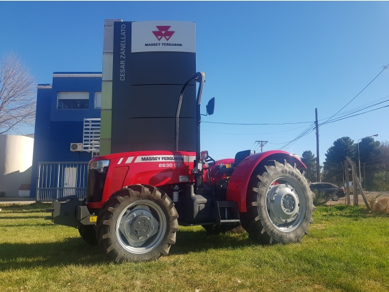 Tractor Massey Ferguson 2630 GE - Año: 2021