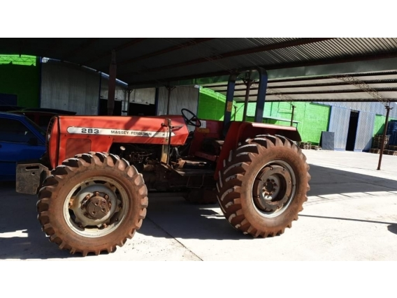Tractor Massey Ferguson 283 4X4 Año 2010