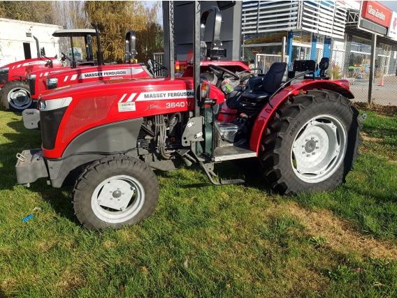 Tractor Massey Ferguson 3640V - Año: 2021